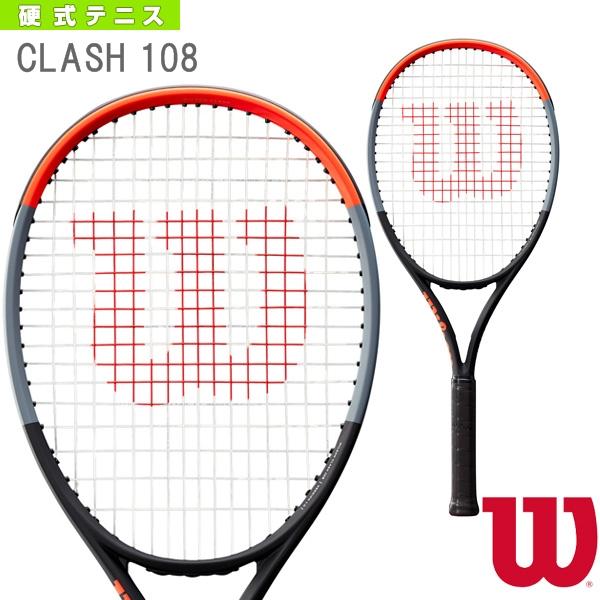 CLASH 108/クラッシュ 108(WR008811)《ウィルソン テニス ラケット》