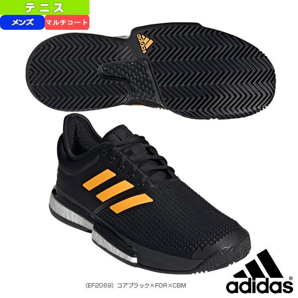 SoleCourt Boost M sole coat boost M men (EF2069) << Adidas tennis shoes >>