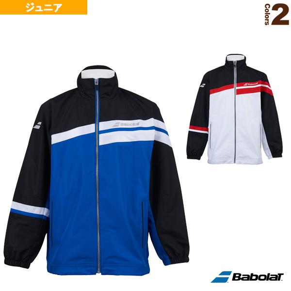 ウィンドジャケット/カラープレイライン/ジュニア(BTJOJK00)《バボラ テニス ジュニアグッズ》