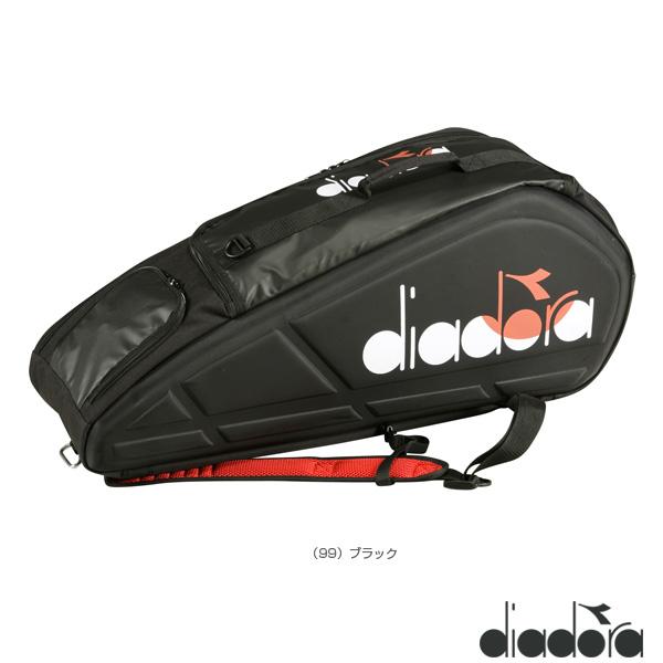 teamラケットバッグ 6(DTB9681)《ディアドラ テニス バッグ》