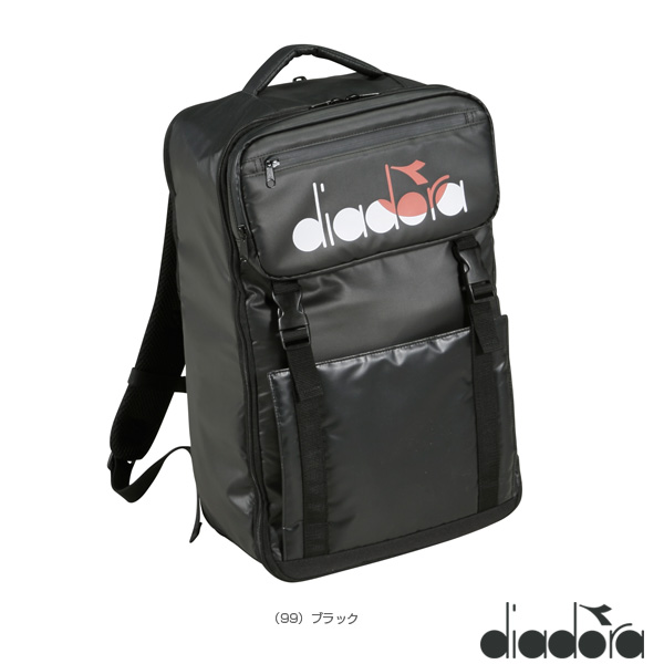 teamバックパック(DTB9682)《ディアドラ テニス バッグ》