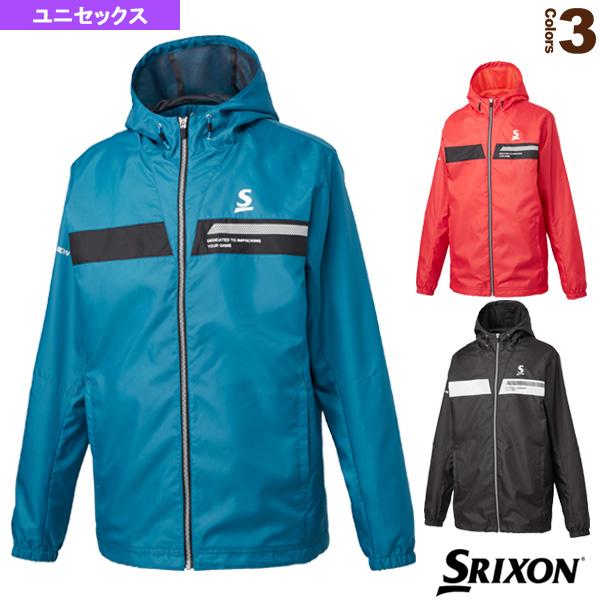 ヒートナビジャケット/ツアーライン/ユニセックス(SDW-4940)《スリクソン テニス・バドミントン ウェア(メンズ/ユニ)》