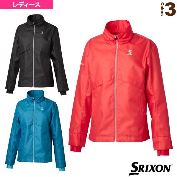 ヒートナビジャケット/ツアーライン/レディース(SDW-4960W)《スリクソン テニス・バドミントン ウェア(レディース)》