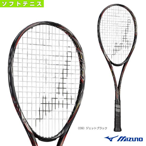 SCUD PRO-R/スカッド プロ-R(63JTN951)《ミズノ ソフトテニス ラケット》(前衛向き)軟式