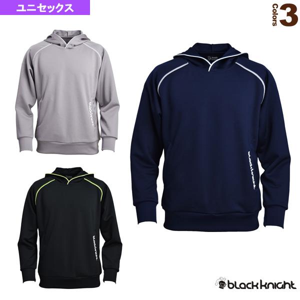 スウェットパーカー/ユニセックス(T-9430)《ブラックナイト テニス・バドミントン ウェア(メンズ/ユニ)》