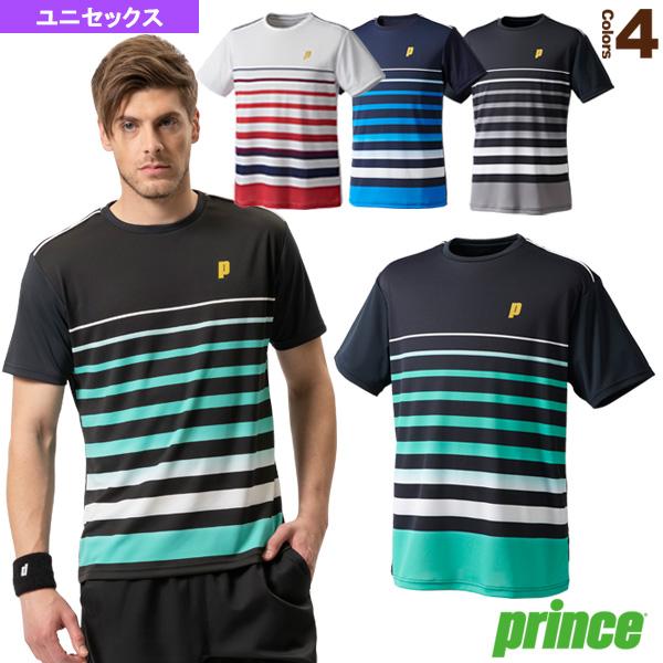ゲームシャツ/ユニセックス(WU9037)《プリンス テニス・バドミントン ウェア(メンズ/ユニ)》