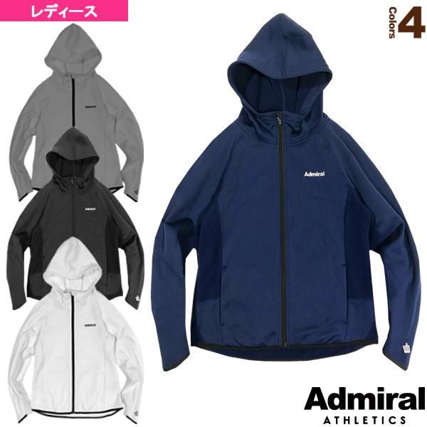 ウォームアップパーカー/レディース(ATLA915)《アドミラル(Admiral) テニス・バドミントン ウェア(レディース)》