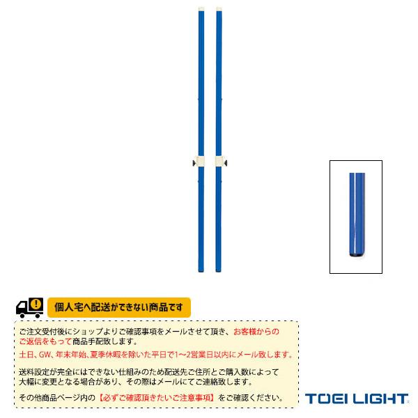 [送料別途]バドミントン支柱RH40/2本1組(B-2732)《TOEI(トーエイ) バドミントン コート用品》