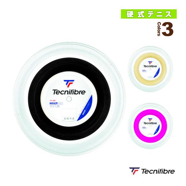 MULTI FEEL/マルチフィール/200mロール(TFR920/TFR921/TFR922)《テクニファイバー テニス ストリング(ロール他)》(ガット)