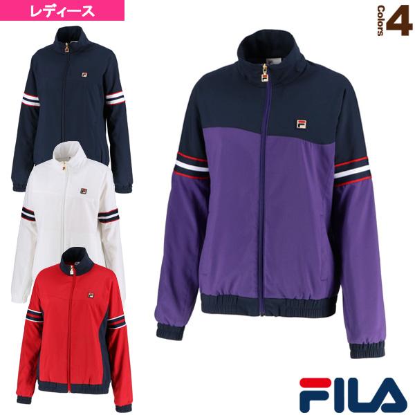 ウィンドアップジャケット/レディース(VL1990)《フィラ テニス・バドミントン ウェア(レディース)》
