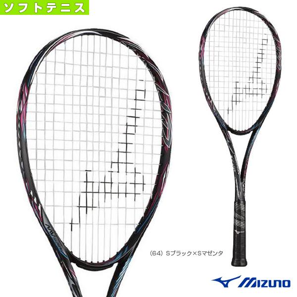 スカッド01アール/SCUD 01-R(63JTN053)《ミズノ ソフトテニス ラケット》