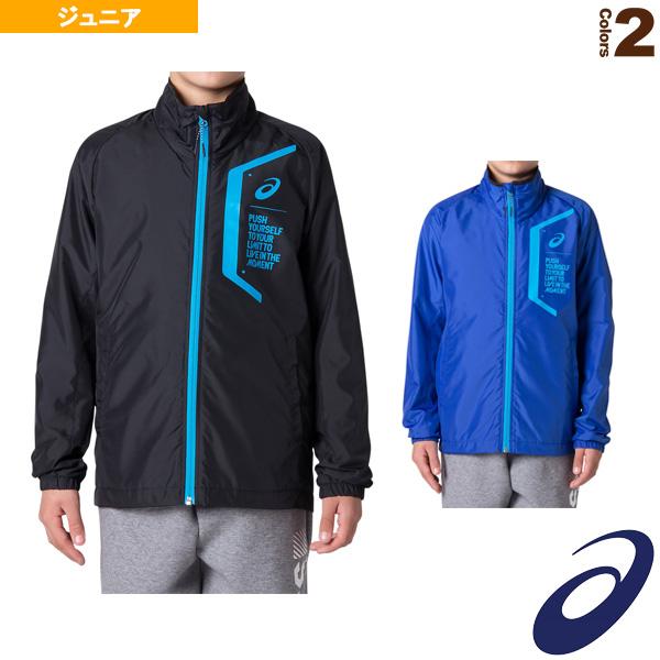 Jr.LIMO 裏トリコットブレーカージャケット/ジュニア(2034A202)《アシックス オールスポーツ ウェア(メンズ/ユニ)》