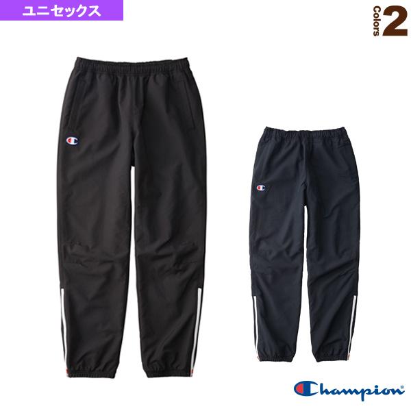 CLOTH WARMUP PANTS/クロス ウォームアップパンツ/ユニセックス(C3-NBD15)《チャンピオン オールスポーツ ウェア(メンズ/ユニ)》