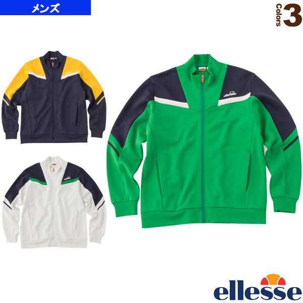 ストレッチジャージトップス/Strech Jersey Tops/メンズ(EM80101)《エレッセ テニス・バドミントン ウェア(メンズ/ユニ)》