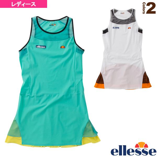 ツアーテニスドレス/Tour Tennis Dress/レディース(EW00112)《エレッセ テニス・バドミントン ウェア(レディース)》