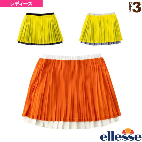 プリーツスカート/Pleats Skirts/レディース(EW20150)《エレッセ テニス・バドミントン ウェア(レディース)》