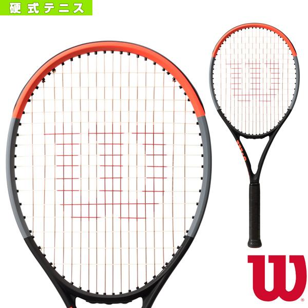 CLASH 100S/クラッシュ 100S(WR037011)《ウィルソン テニス ラケット》