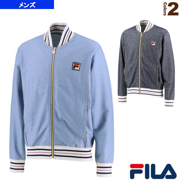 トラックジャケット/メンズ(VM5470)《フィラ テニス・バドミントン ウェア(メンズ/ユニ)》