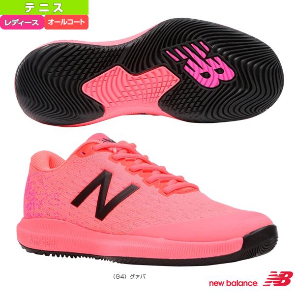 FUEL CELL 996 H/2E(幅広)/オールコート用/レディース(WCH996)《ニューバランス テニス シューズ》