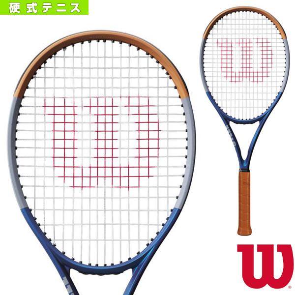 CLASH 100 RG/ローランギャロスコレクション(WR045311)《ウィルソン テニス ラケット》