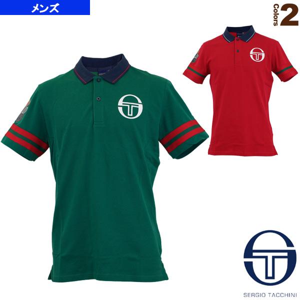 FREUD/MC/STAFF/POLO/モンテカルロ ポロシャツ/メンズ(SGT-38589)《セルジオタッキーニ テニス・バドミントン ウェア(メンズ/ユニ)》