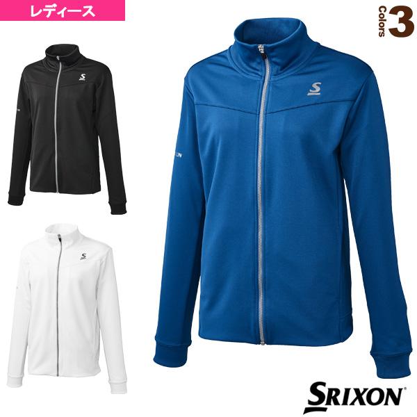 ライトジャケット/ツアーライン/レディース(SDF-5020W)《スリクソン テニス・バドミントン ウェア(レディース)》