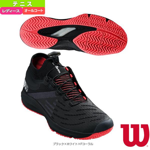 KAOS 3.0 SFT/ケイオス 3.0 SFT/レディース(WRS326590)《ウィルソン テニス シューズ》(オールコート用)