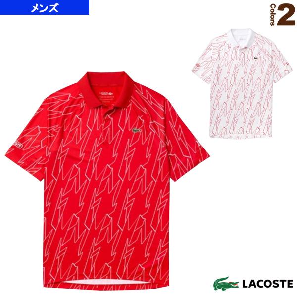 NOVAK DJOKOVIC/POLOS/ポロシャツ/メンズ(DH4753L)《ラコステ テニス・バドミントン ウェア(メンズ/ユニ)》