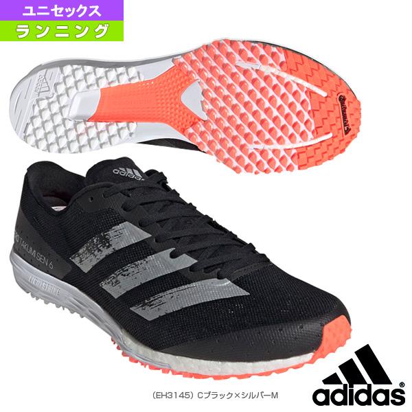 adizero Takumi Sen 6 Wide/アディゼロ タクミ セン 6 ワイド/ユニセックス(EH3145)《アディダス ランニング シューズ》