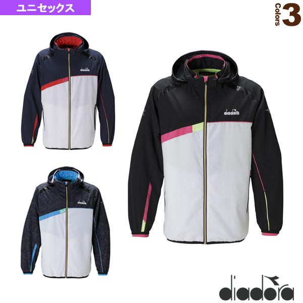 team pack/ウィンドジャケット/ユニセックス(DTW0186)《ディアドラ テニス・バドミントン ウェア(メンズ/ユニ)》