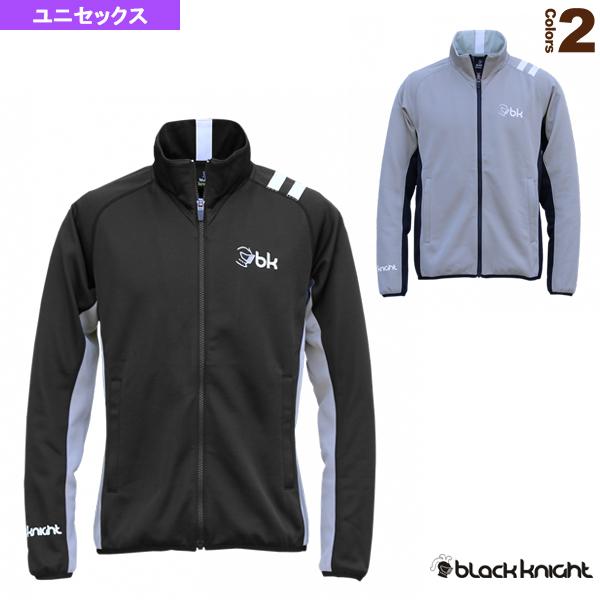 ウォームライトジャケット/ユニセックス(T-0630)《ブラックナイト テニス·バドミントン ウェア(メンズ/ユニ)》
