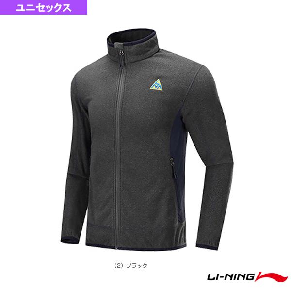 フリースジャケット ユニセックス AENP001 《リーニン テニス 激安超特価 バドミントン ウェア 国内正規品 ユニ メンズ 》