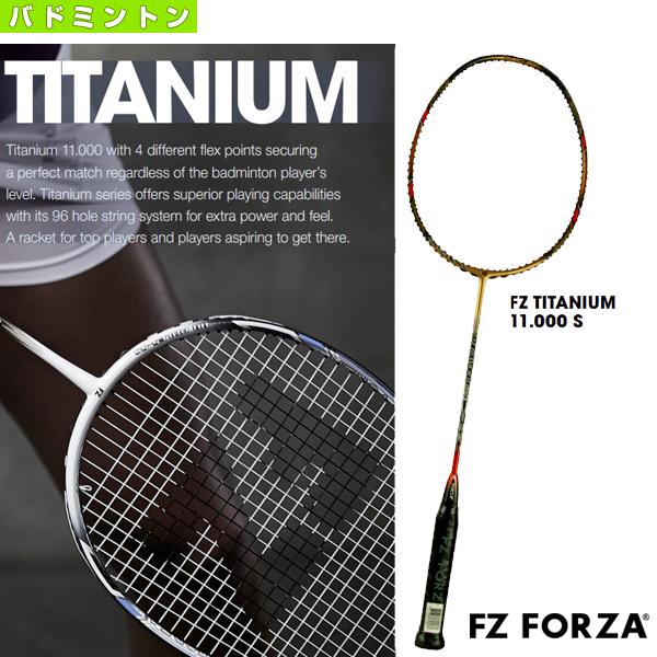 FZ FZ TITANIUM 11000 S(TI11000S)《フォーザ 11000 バドミントン ラケット》, ユウチョウ:f249b2d3 --- officewill.xsrv.jp