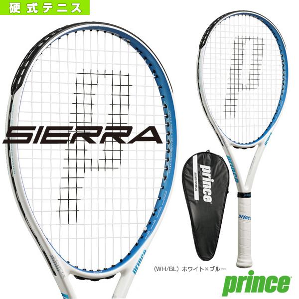 SIERRA 110/シエラ 110(7TJ021)《プリンス テニス ラケット》硬式テニスラケット硬式ラケット