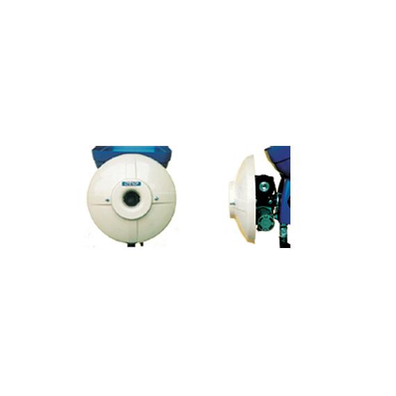 [TSP 卓球 コート用品]マシン用筒保護カバー/2ローラー用(052860)