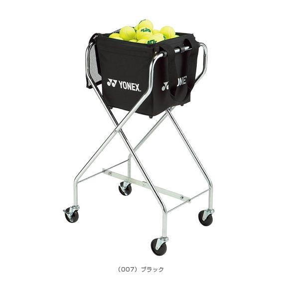 キャスター付きボールバッグ(AC373)《ヨネックス テニス コート用品》