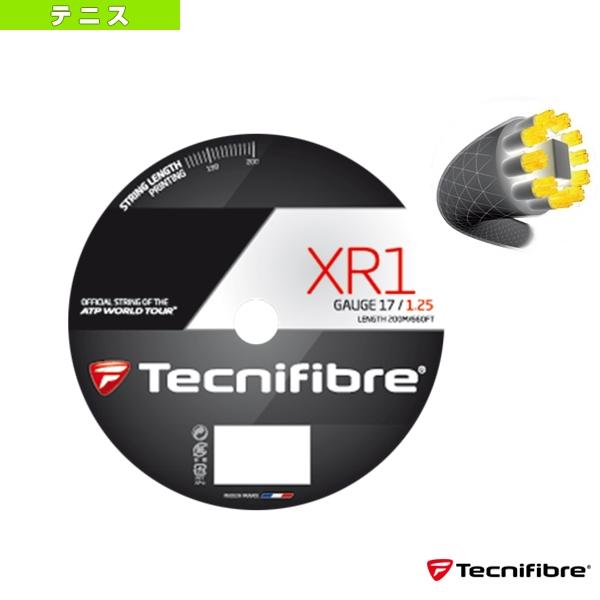 XR1 200m/エックスアール1 200mロール(TFR912/TFR913)《テクニファイバー テニス ストリング(ロール他)》