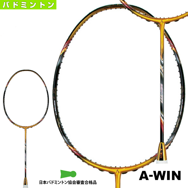 96H-777(96H-777GD)《A-WIN(アーウィン) バドミントン ラケット》