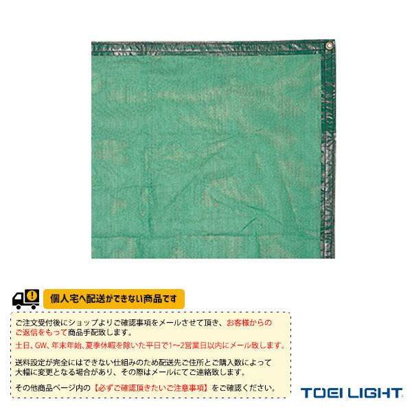 [送料別途]コート防風ネットST180(B-6073G)《TOEI(トーエイ) テニス コート用品》