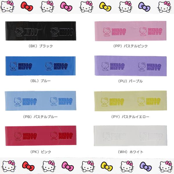 [普利司通网球配件] KT 的抓地力磁带和 Hello Kitty (BACKT7)