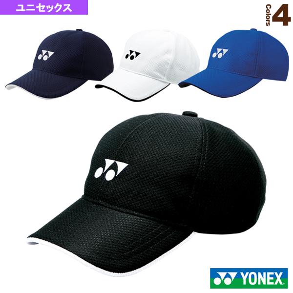 メッシュキャップ/ユニセックス(40002)《ヨネックス テニス アクセサリ・小物》