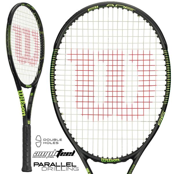 [威爾遜網球拍]BLADE 98(18*20)/刀刃98(18*20)(WRT723420)