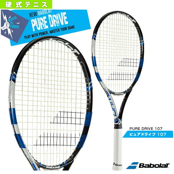 PURE DRIVE 107/ピュアドライブ 107(BF101237)《バボラ テニス ラケット》