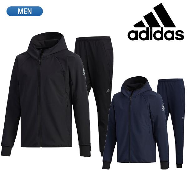 【送料無料!あす楽対応】アディダス【adidas】M4T 撥水ウルトラウォーム ジャケット パンツ 上下セット FYB80 FYB81