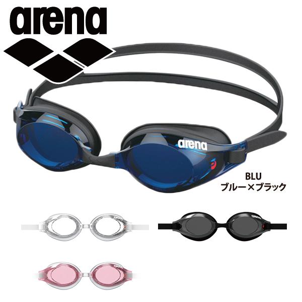 買い物 スイミングムゴーグル 水泳 フィットネス 大人用 プール ジム 男女兼用 シルキー くもり止めスイムグラス AGL-560PA arena アリーナ 期間限定特価