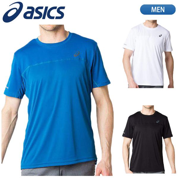 在庫処分SALE ランニングウエア 半袖シャツ ジョギング ジム セール40%OFF アシックス 2011A669 新着セール 半袖 新作多数 Tシャツ asics ランニングソフトタッチ メンズ
