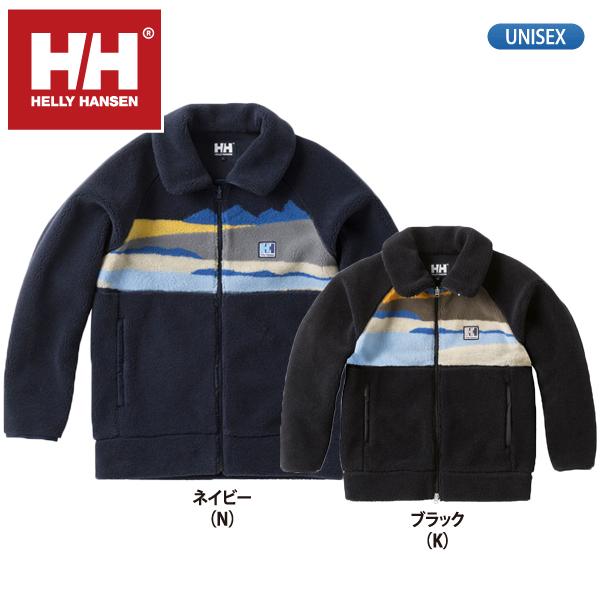 【送料無料!あす楽対応】ヘリーハンセン【HELLY HANSEN】フリース MTファイバーパイルジャケット HE51865