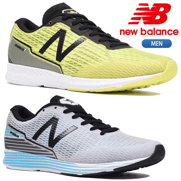 【セール35%OFF!送料無料】ニューバランス【new balance】ランニングシューズ NB HANZO T M ハンゾー トレーニング 2E