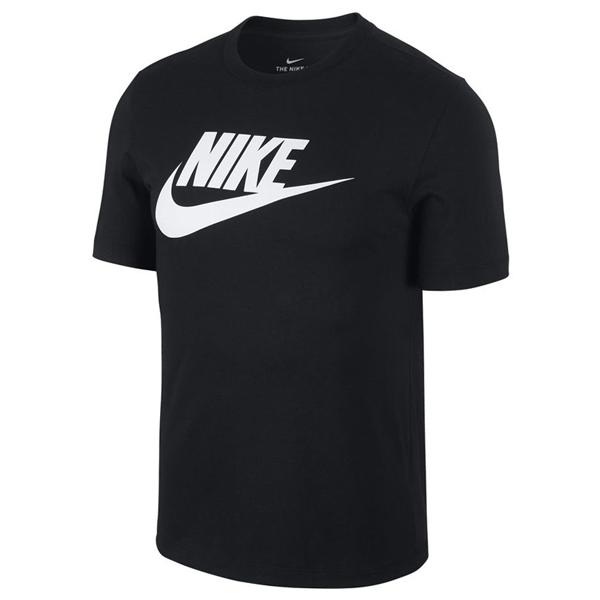 ビッグロゴ ジム トレーニングウエア 開催中 部活 数量限定 スポーツ インナー 2色展開 ナイキ 半袖 NIKE アイコン Tシャツ フューチュラ メンズ AR5005