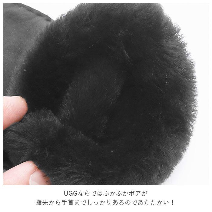 ugg レディース 手袋 定番 シームド テック グローブ SEAMED TECH GLOVE ブランド UGG アグ スマホ対8w0mNn
